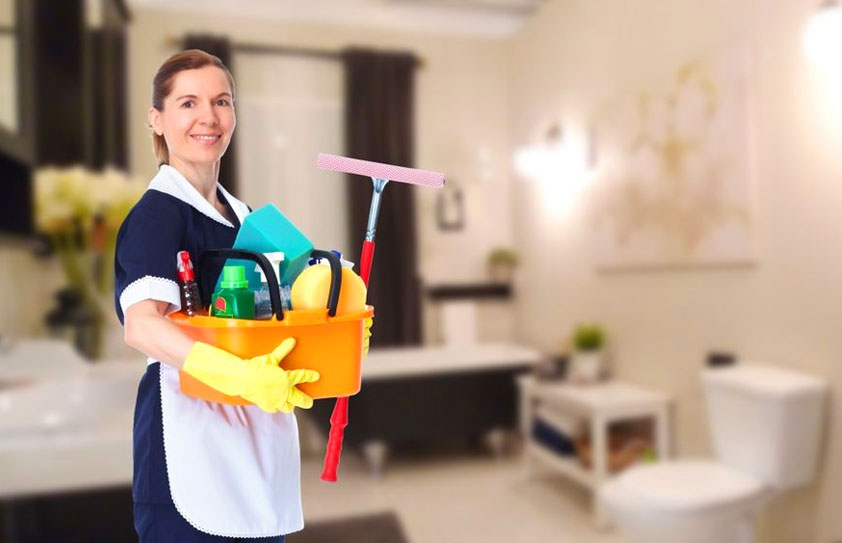 hotel housekeeper apply for this job in redding ca